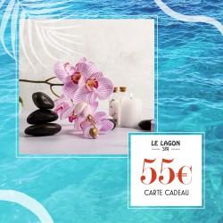 CARTE CADEAU 55€